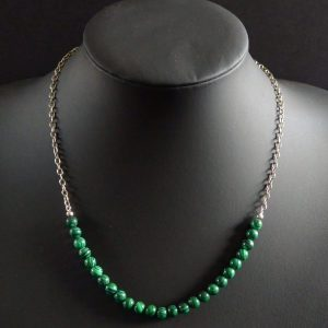 Crazy Green necklace