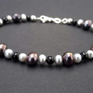 Mixed Pearls bracelet